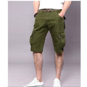mens-six-pocket-cargo-short-army-green2