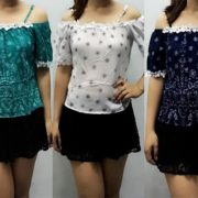 Diane Chic Tops S-M free size