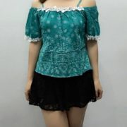 Diane Chic Tops S-M free sizegreen