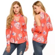 women-casual-stand-collar-cold-shoulder-long-sleeve-floral-blouseorange-red-intl-